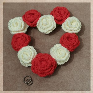 Free Pattern Crochet Flower Accessory