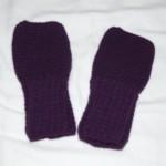 Crochet Hand Socks